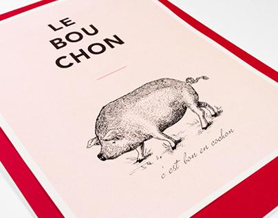 Le Saint Cochon