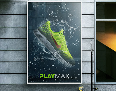 PlayMax billboard / lightbox