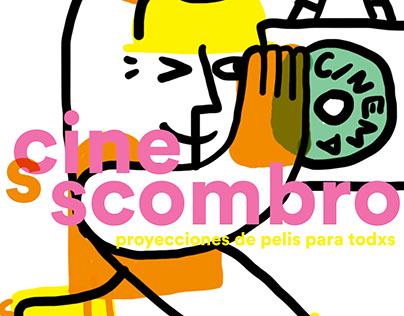 Cinescombro - Series of posters