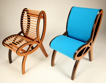 Conceal and Reveal Chairs