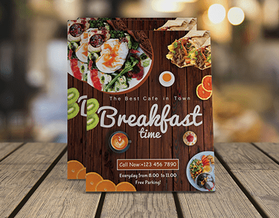 FOOD FLYER DESIGN