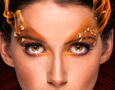 Fire - inspired by Tributes of Panem