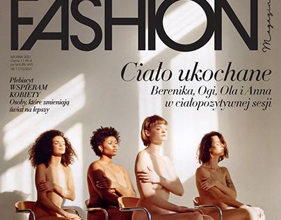 Fashion Magazine Poland - Cover
