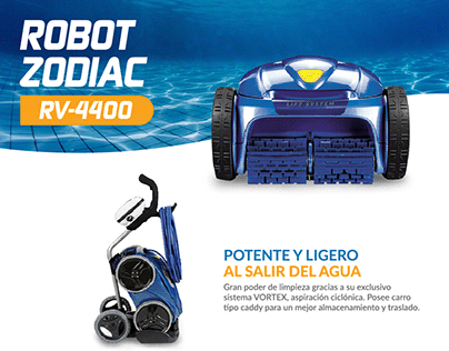 Robotic Pool Cleaners / Perfect Pool
