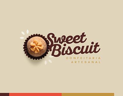 Sweet Biscuit Confeitaria Artesanal - Logo Branding