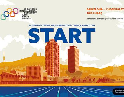 I Congrés Internacional de l'Esport a Grans Ciutats