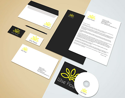 Logo Projet Musique Wise Flower
