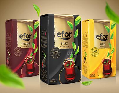 Efor Black Tea