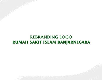 Rumah Sakit Islam Banjarnegara - Logo Branding