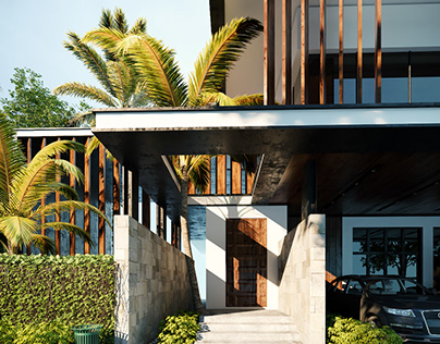 Modern Villa Workshop by : Mohamad Swed