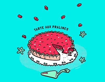 Illustrations gourmandes