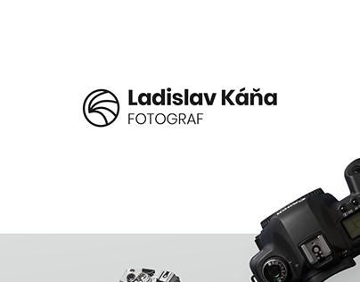 Ladisla Káňa - logo