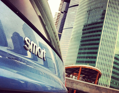 smart || The Simplest Test Drive Ever || Ambient