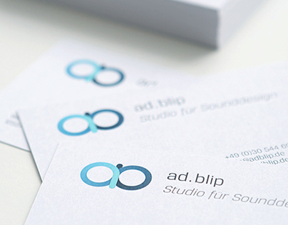 ad.blip - Studio for Sounddesign