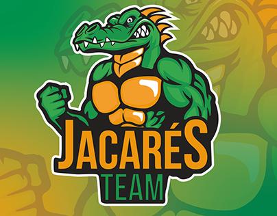 JacaréS TEAM Logo