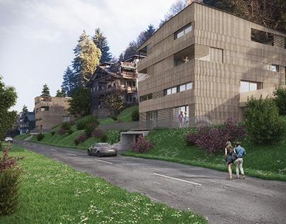 Rhomberg Villen, Igls