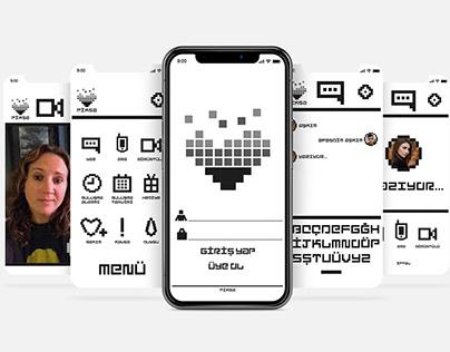 Piksa App (Love App)