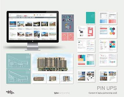 Architect PinUps   AALofts Design for bptw partnership