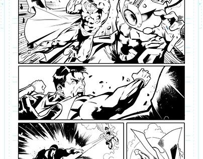 Dc Comics Superman Sequentials