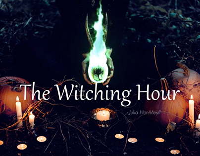 The Witching Hour, Still photo VFX/Animation