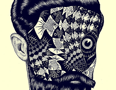 Maurits Cornelis Escher / Illustration