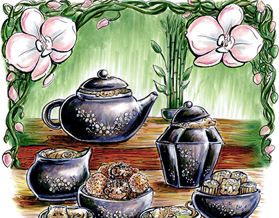 Cat Tea Parties Around the World