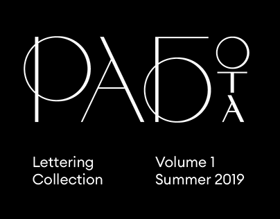 Lettering Collection vol.1