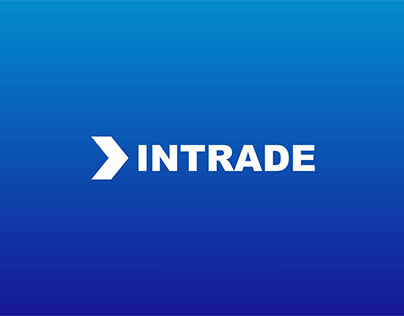 Corporate Identity for INTRADE