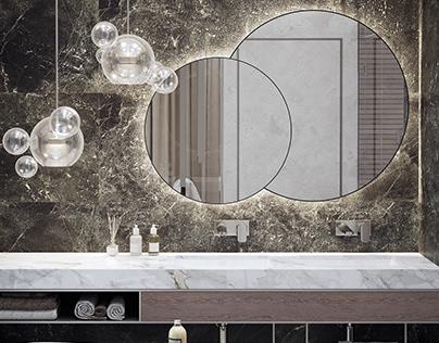 glamou[R]oom - Hotel bathroom