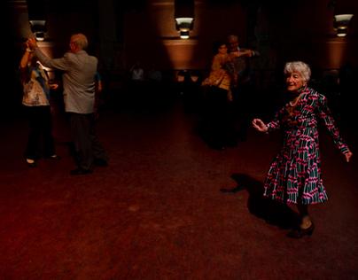 Dancing at the Roma