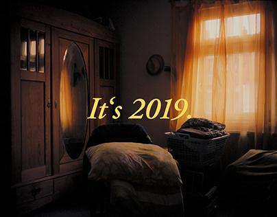 It's 2019. (Portfolio)