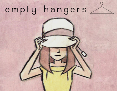 Empty Hangers Comic