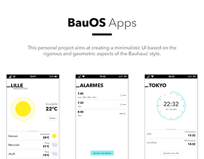 BauOS Apps