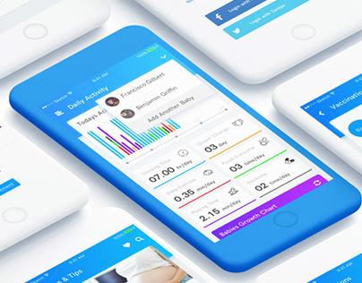 Baby Health Tracker Pro
