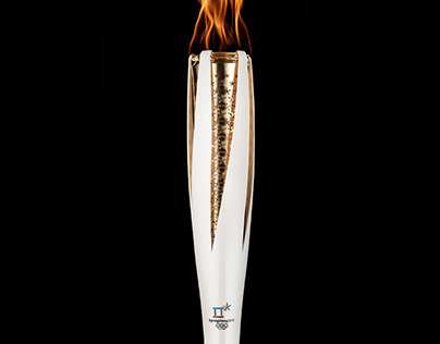 2018 PyeongChang Olympic Torch