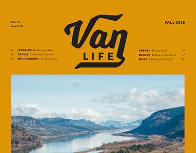Van Life Quarterly Magazine
