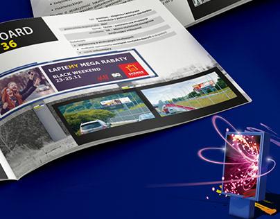 the OUTDOOR offer brochure