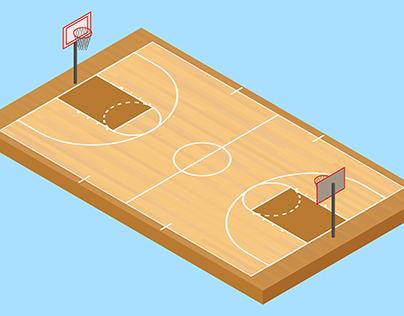 Isometric Sport Fields