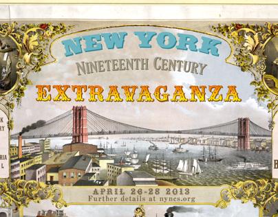 New York 19th C. Extravaganza 2013