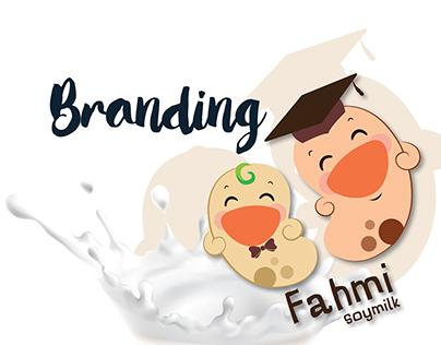 Branding (PKS) @ Fahmi soymilk