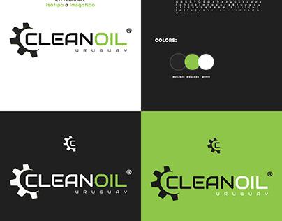 CleanOil Logo