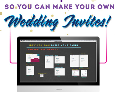 Promotion for Invites by Web