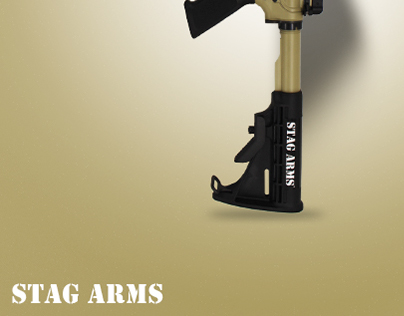 Stag Arms - Minimal Ad