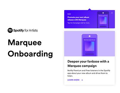 Spotify   S4A Onboarding