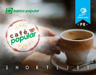 Café Popular Shortlist Young Lions PR 2017