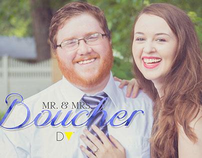 Mr. & Mrs. Boucher: Engagement Photos