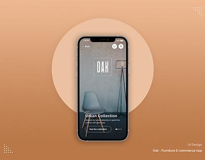 Ui furniture App design