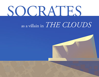 SOCRATES as a villain in The Clouds - educational video