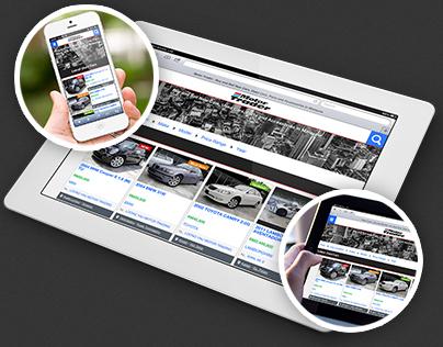 MotorTrader.com.my Interface Concept