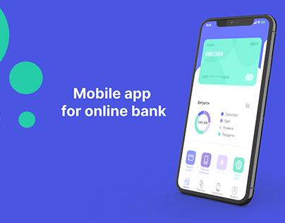 Bank | mobile app